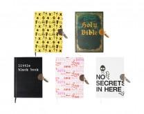 Ispiši Me - Cool dizajnerski dnevnik s ključićem