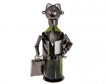 Businessman - Dizajnerski stalak za vino