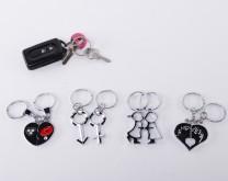Soulmate - Privjesci za ključeve za par