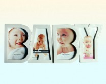 BABY - Okvir za 4 fotografije
