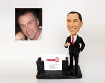 Mini Boss - stalak za vizitke izrađen po Vašoj fotografiji