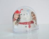 Snježna kugla s Vašom slikom