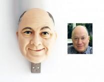 Pamet u glavu - USB stick prema Vašoj fotografiji, 8 GB