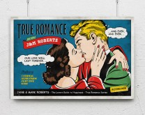 True Romance - Personalizirani poster