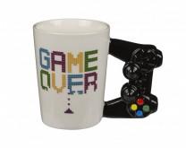 Game Over - šalica sa joystick ručkom