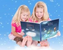 Grad snježnih jahača - Bajka personalizirana sa Vaša 2 glavna lika