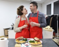 Večera za 10 - Radionica kuhanja u paru
