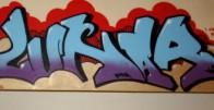Crtanje graffita na Vašem zidu by Lunar
