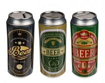 Beer Fund - kasica za štednju, 3 limenke