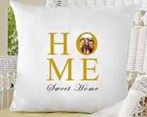 Home Sweet Home - jastuk personaliziran s Vašom slikom