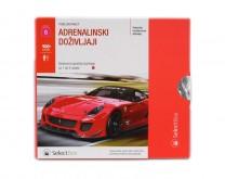 Adrenalinski doživljaj - Poklon paket s preko 80 extremnih adrenalinskih doživljaj po izboru