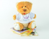 Teddy Bear - personaliziran s Vašom porukom i slikom