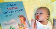 Kako sam došao na svijet? - Personalizirana bajka za Vašu bebu