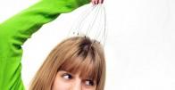 Češkalica - Masažer za glavu