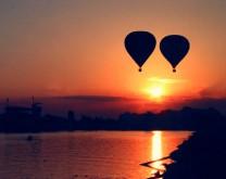 Ekskluzivni let balonom za dvoje