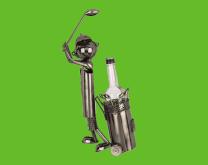 Golfer - stalak za vino