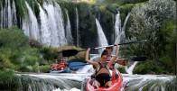 Canoe safari na Zrmanji