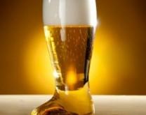XXL čizma - Krigla za pivo