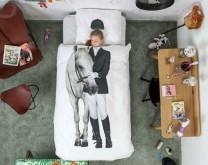 Šaptač konjima - Dizajnerska posteljina za dijete