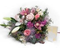 Happy day - buket šarenog cvijeća