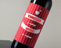 NAJ SI - Personalizirano vino