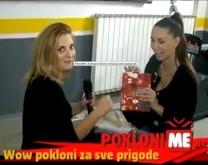 PokloniMe s Kristinom Lumbar u emisiju Sportski zagrljaj