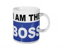 I'm the BOSS - XXL šalica