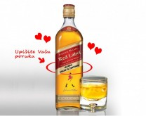 Personalizirani Johnnie Walker Red Label, 0,70l