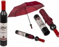 Čarobna jesen - kišobran u obliku vinske boce