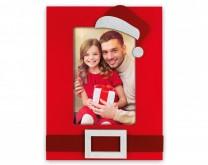 Djed Božičnjak - okvir s tvojom slikom