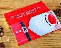 Djed Božićnjak - Personalizirana čokolada