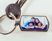 Privjesak za ključeve s Vašom slikom