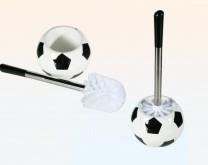 Nogometna lopta- Četka za WC školjku