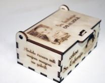 My first everything- Bebina drvena kutija