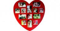 Brave Heart - XXL okvir za 13 fotografija