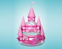 Mala princeza - torta od pelena
