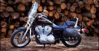 Renta Harley Davidson Sportster 883 Roadster, na 1 dan