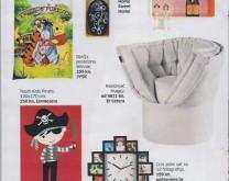 Jutarnji list, prilog Dom & Dizajn (specijalno izdanje o dječijim sobama)
