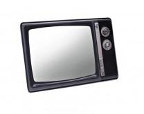 Ogledalo u obliku Retro TV-a