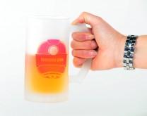 I Love Beer - krigla za pivo s Vašom porukom i slikom