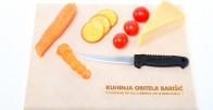 Kuhinjska daska za rezanje s Vašom porukom