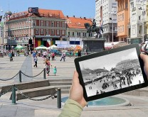 Zagreb Time Travel - prva digitalna tura gradom