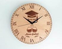 Diplomant -  prersonalizirani sat sa vašom slikom i porukom