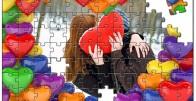 Puzle sa srcima i Vašom slikom