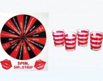 Striptiz - društvena igra