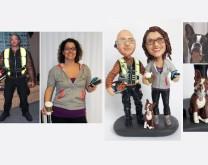 Personalizirana figurica para