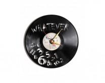 Whatever - Zidni sat napravljen od gramofonske ploče