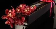 Make her day - Orhideje u luksuznoj kutiji