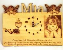 Sv Sakrament- Sat s Vašim imenom, slikom i porukom