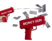 Di su pare? - igračka pištolj sa 10 000 lažnih Eura :)
